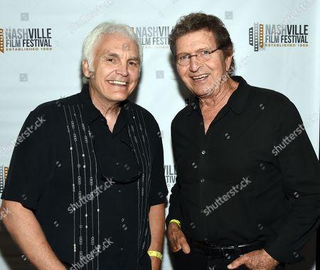 Verlon Thompson and Mac Davis