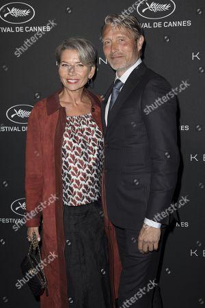 Kering Women Motion Awards Dinner 71st Cannes Stock Photos