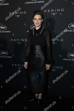 Editorial image of 2018 Kering Women In Motion Awards, Cannes, France - 13 May 2018