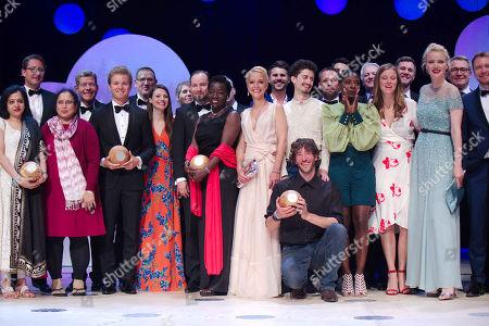 Editorial image of GreenTec Awards, Munich, Germany - 13 May 2018