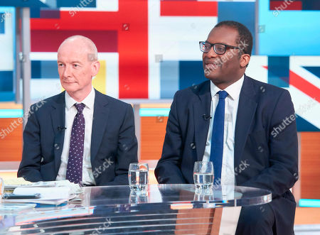 Editorial picture of 'Good Morning Britain' TV show, London, UK - 14 May 2018