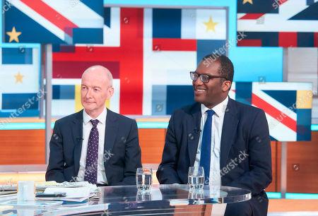Editorial image of 'Good Morning Britain' TV show, London, UK - 14 May 2018