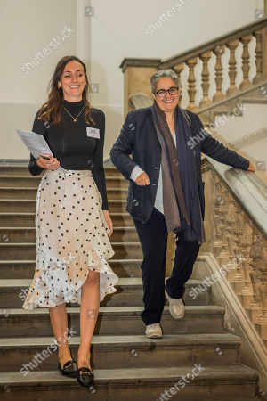 Royal Academician Tacita Dean, the international artist whose exhibition LANDSCAPE inaugurates new galleries - in the new RA which opens to the public on Saturday 19 May 2018 following its transformative redevelopment completed as part of its celebrations for its 250th anniversary year.