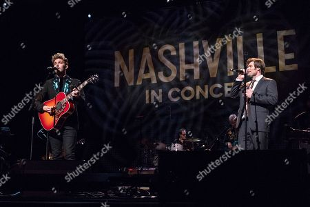 Sam Palladio and Chris Carmack