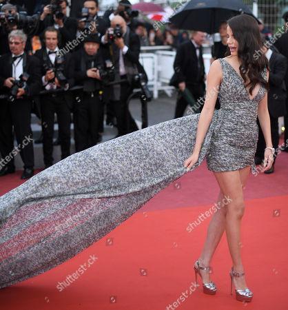 Editorial photo of 'BlacKkKlansman' premiere, 71st Cannes Film Festival, France - 14 May 2018