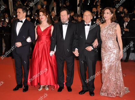 Editorial image of 'The House That Jack Built' premiere, 71st Cannes Film Festival, France - 14 May 2018