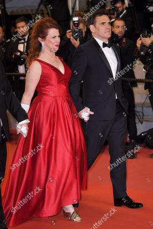 Editorial picture of 'The House That Jack Built' premiere, 71st Cannes Film Festival, France - 14 May 2018
