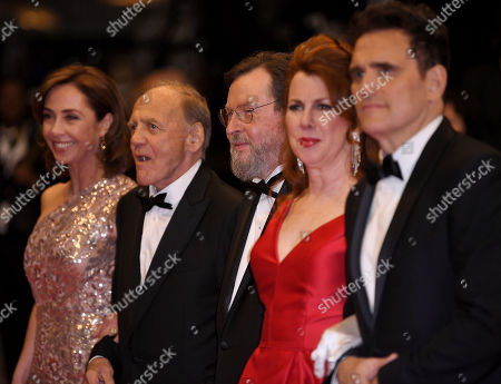 Editorial photo of 'The House That Jack Built' premiere, 71st Cannes Film Festival, France - 14 May 2018