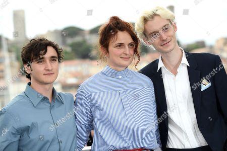 Alice Rohrwacher, Adriano Tardiolo, Luca Chikovani