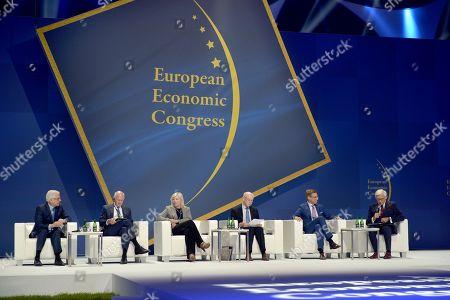 Editorial image of 10th European Economic Congress, Katowice, Poland - 14 May 2018