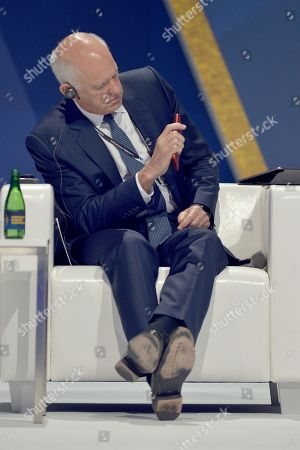 Stock Photo of George Papandreou