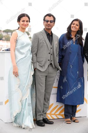 Rasika Dugal, Nawazuddin Siddiqui and Nandita Das