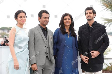 Editorial photo of Manto photocall, 71st Cannes Film Festival, France  - 14 May 2018