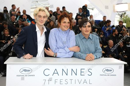 Editorial image of 2018 Happy as Lazzaro Photo Call, Cannes, France - 14 May 2018