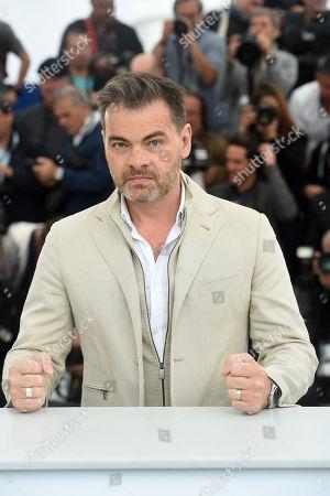 Actor Clovis Cornillac