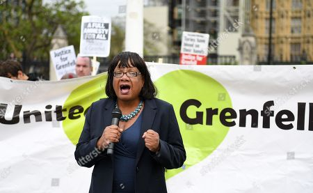 Stock Photo of Diane Abbot
