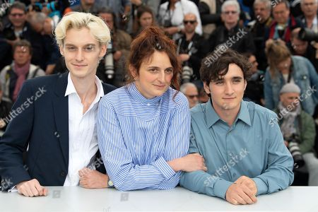 Editorial photo of 'Happy As Lazzaro' photocall, 71st Cannes Film Festival, France - 14 May 2018