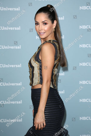 Editorial picture of NBC Universal Upfronts 2018, New York, USA - 14 May 2018