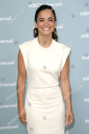 Editorial image of NBC Universal Upfronts 2018, New York, USA - 14 May 2018