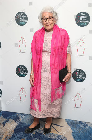 Stock Image of Author Judith Kerr
