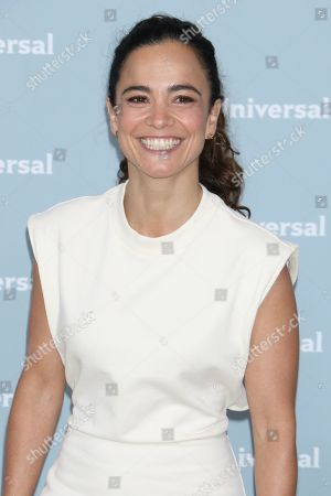 Editorial photo of NBCUniversal Upfront Presentation, Arrivals, New York, USA - 14 May 2018