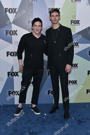 Robin Taylor and Cory Michael Smith