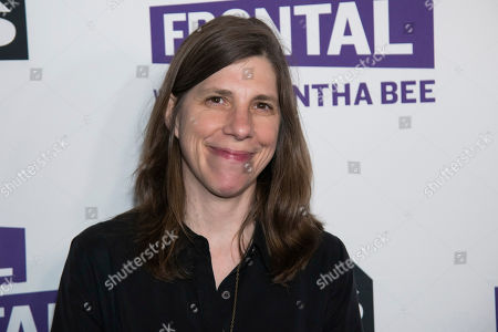 Stock Image of Cynthia Littleton attends TBS' Full Frontal with Samantha Bee For Your Consideration event at NeueHouse Madison Square, in New York