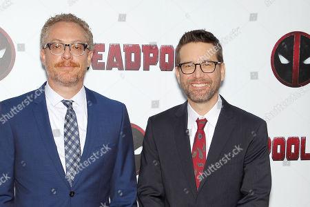 Paul Wernick, Rhett Reese (Screenwriters)