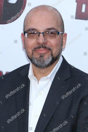 Stock Photo of Fabian Nicieza (Deadpool Co-Creator)