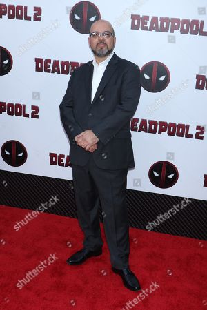 Editorial picture of 'Deadpool 2' film premiere, New York, USA - 14 May 2018