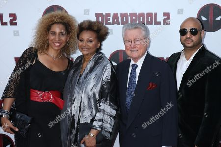 Stock Picture of Leslie Uggams and family