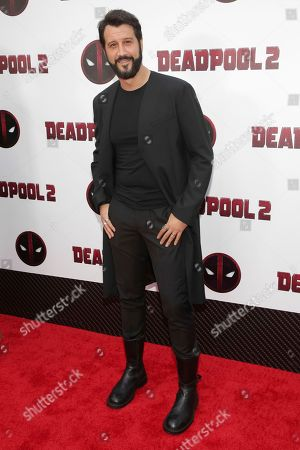 """Actor Stefan Kapicic attends a special screening of """"Deadpool 2"""" at AMC Loews Lincoln Square, in New York"""