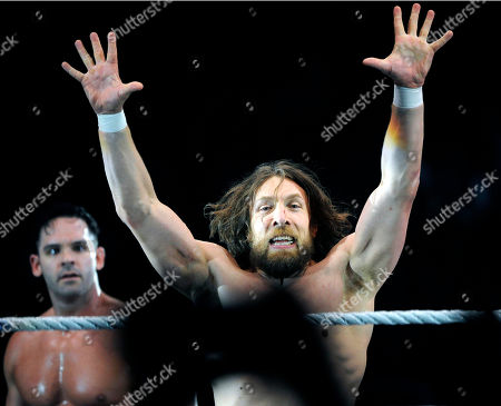 Daniel Bryan and Tye Dillinger