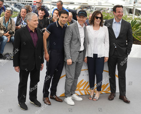 Editorial image of 'Solo: A Star Wars Story' photocall, 71st Cannes Film Festival, France - 15 May 2018