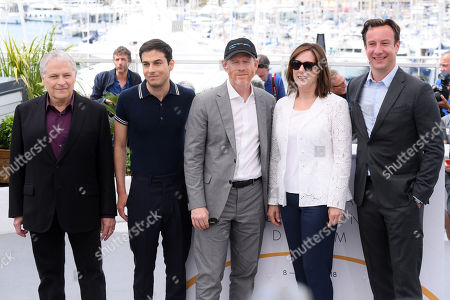 Editorial photo of 'Solo: A Star Wars Story' photocall, 71st Cannes Film Festival, France - 15 May 2018