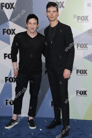 Editorial image of Fox Upfront Presentation, Arrivals, New York, USA - 14 May 2018