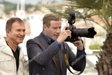 Edward Walson, John Travolta