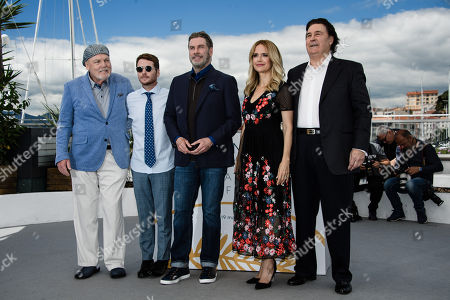 Editorial image of John Travolta Photocall - 71st Cannes Film Festival, France - 15 May 2018