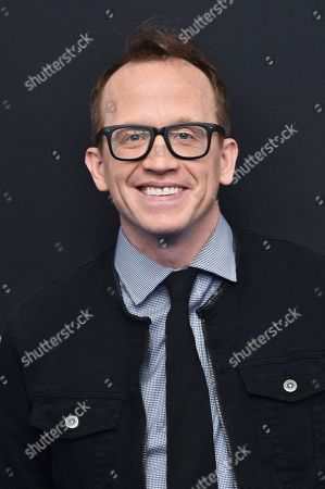 Stock Photo of Chris Gethard