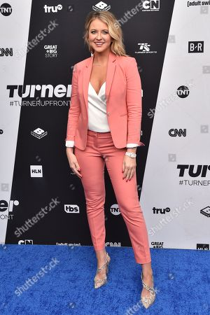 Editorial picture of Turner Upfront Presentation, Arrivals, New York, USA - 16 May 2018