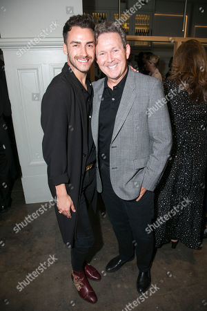 Editorial picture of 'Red' play, Press Night, London, UK - 15 May 2018
