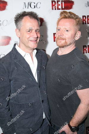 Editorial image of 'Red' play, Press Night, London, UK - 15 May 2018