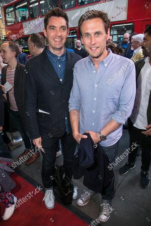 Jonathan Munby and Martin Hutson