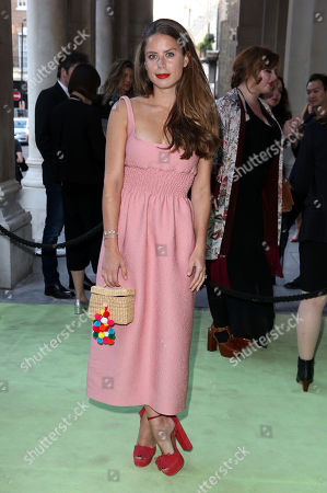 Editorial photo of The New Royal Academy of Arts Opening Party, London, UK - 15 May 2018