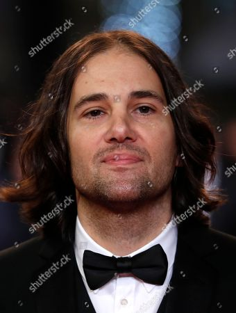 David Robert Mitchell arrives for the screening of 'Under the Silver Lake' during the 71st annual Cannes Film Festival, in Cannes, France, 15 May 2018. The movie is presented in the Official Competition of the festival which runs from 08 to 19 May.