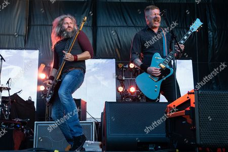 Mastodon - Troy Sanders and Bill Kelliher