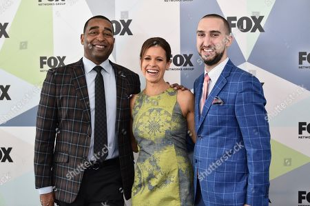 Editorial photo of 2018 Fox Networks Group Upfront, New York, USA - 14 May 2018