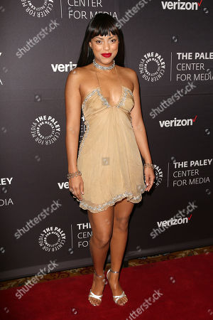 Editorial photo of The Paley Honors: A Gala Tribute to Music on Television Presented by Verizon, New York, USA - 15 May 2018