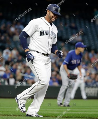 Editorial picture of Rangers Mariners Baseball, Seattle, USA - 15 May 2018