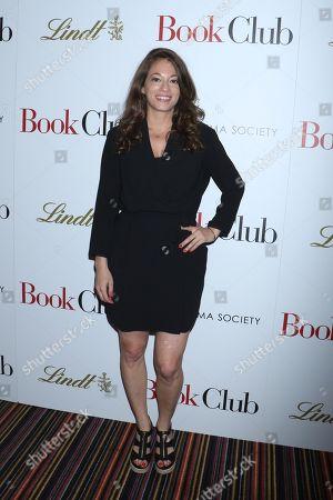 Erin Simms, co-writer